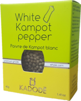 White Kampot pepper