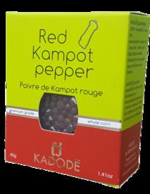 Kampot red pepper